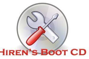 Download Hiren's Boot CD 15.2 ISO